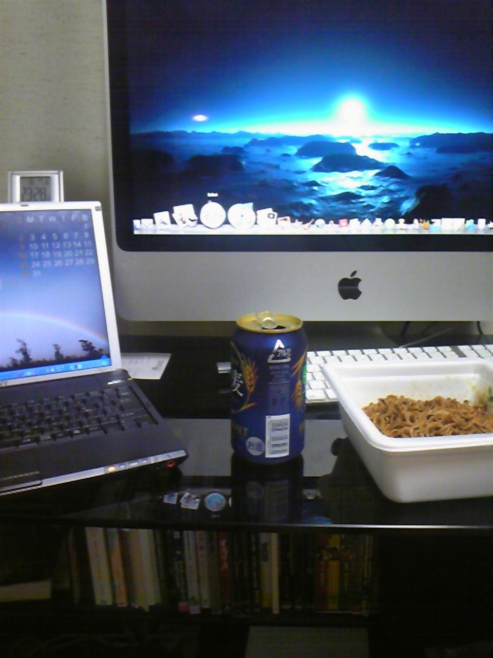 独り身の夕飯