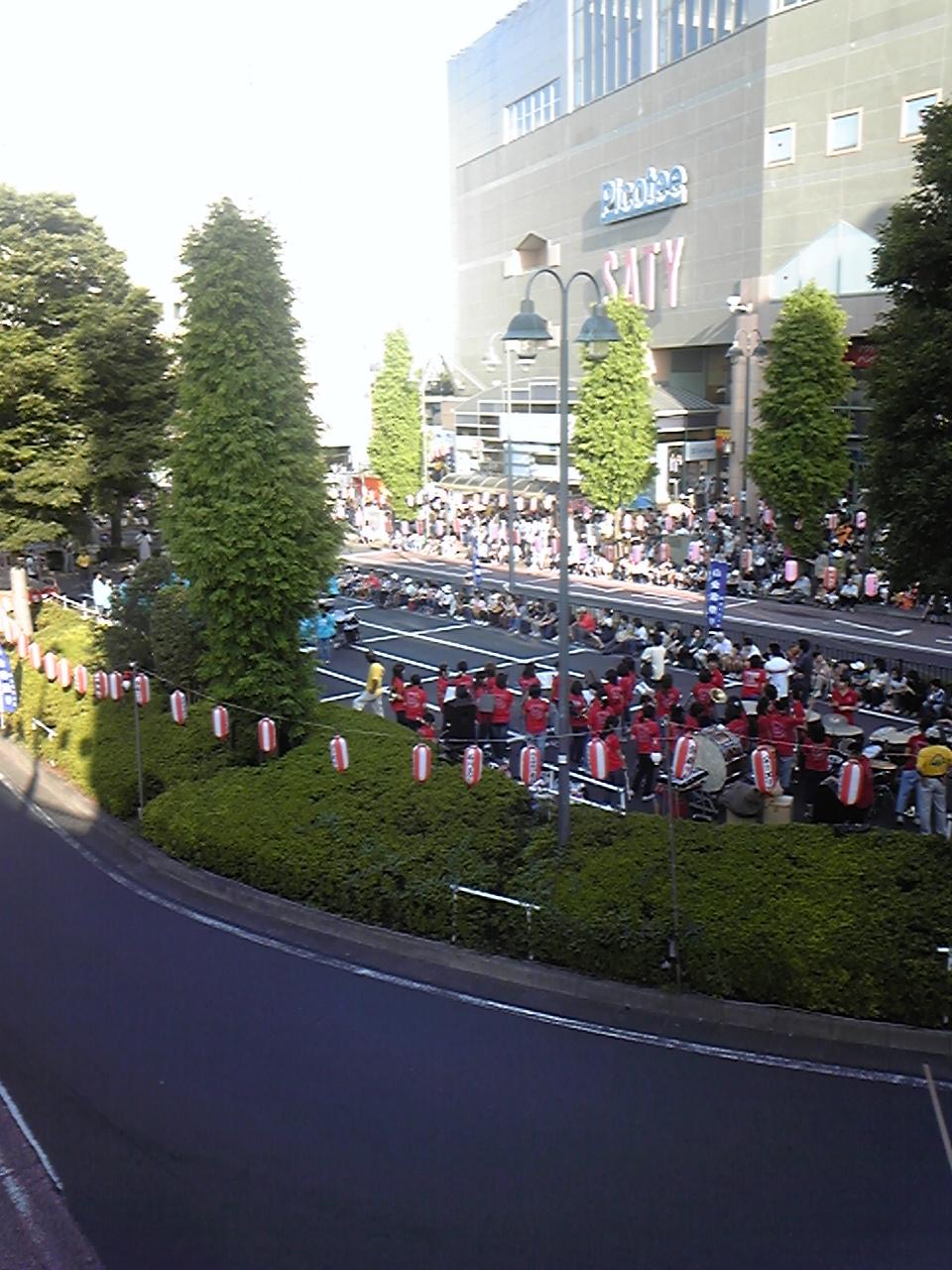 小金宿祭り