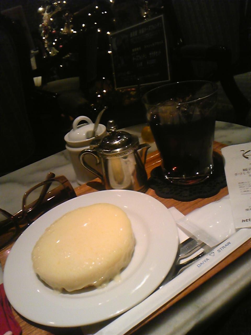 神戸元町観音堂チーズケーキ