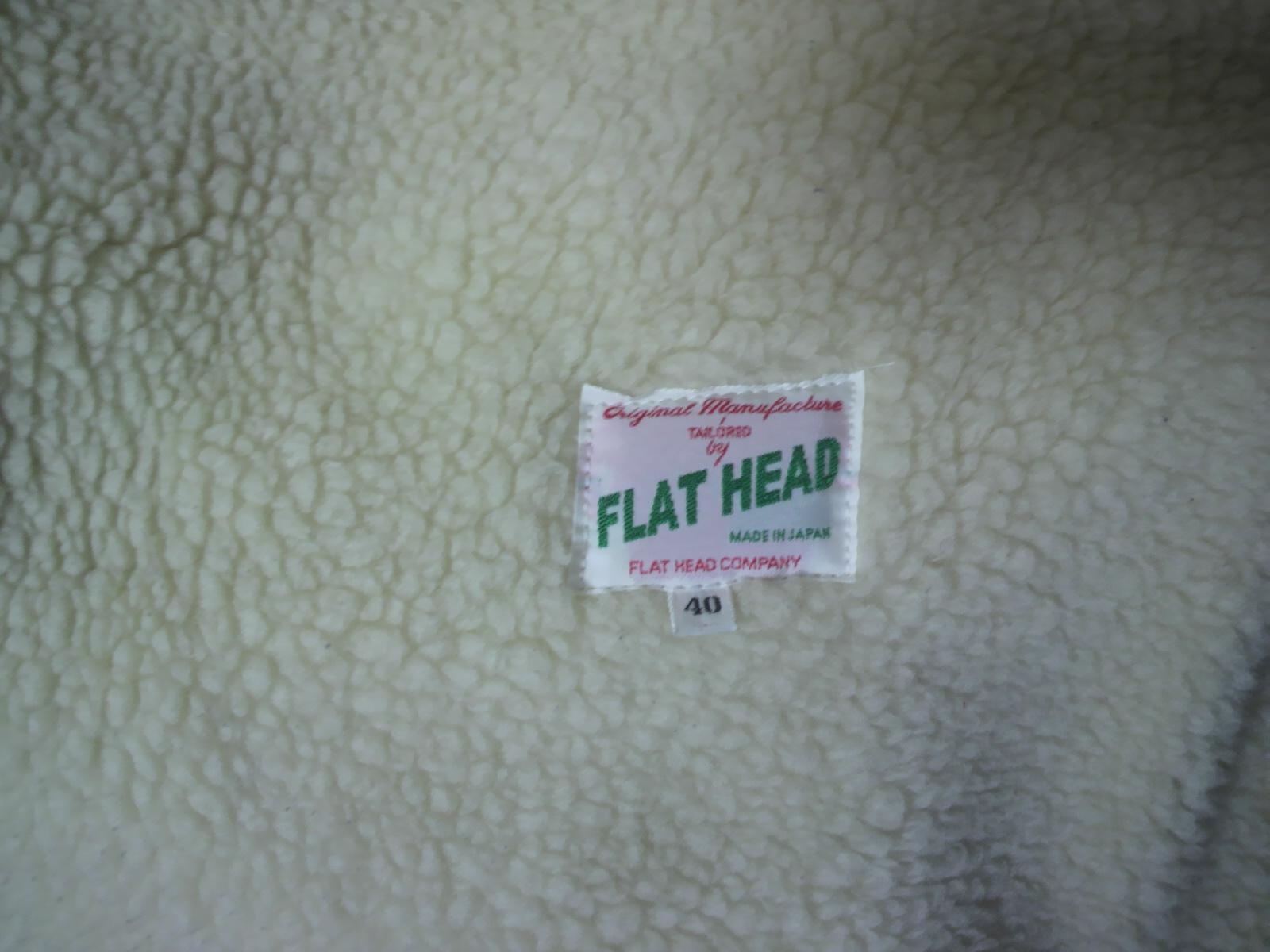 THE FLAT HEAD DOBBY RANCH COAT