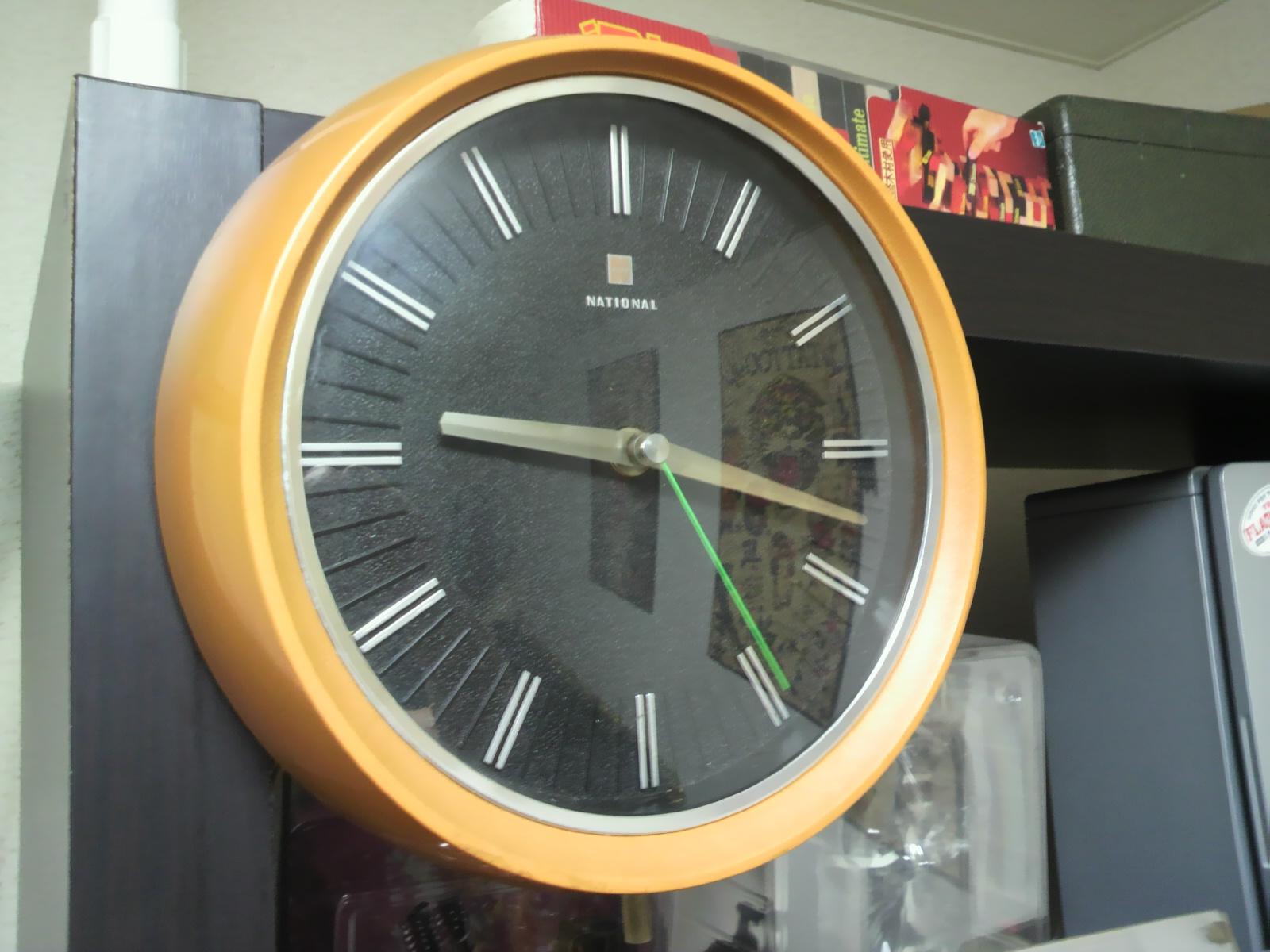 大きなノッポじゃないけど古時計