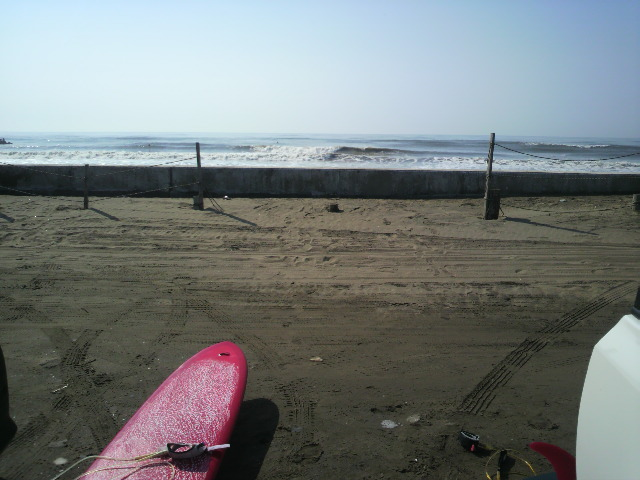 サイコーな波とサイコーな太陽